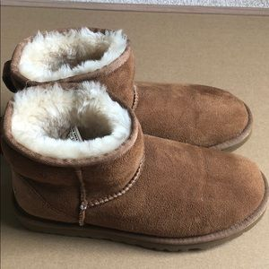 Low Cut Ugg Boots
